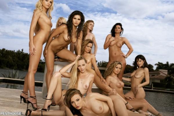 свежие фото голых и красивых женщин